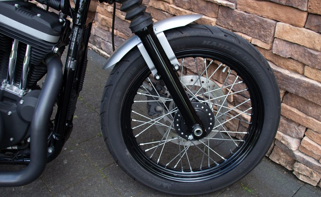 2014 Harley-Davidson Iron 883 Sportster Cafe Racer RFW