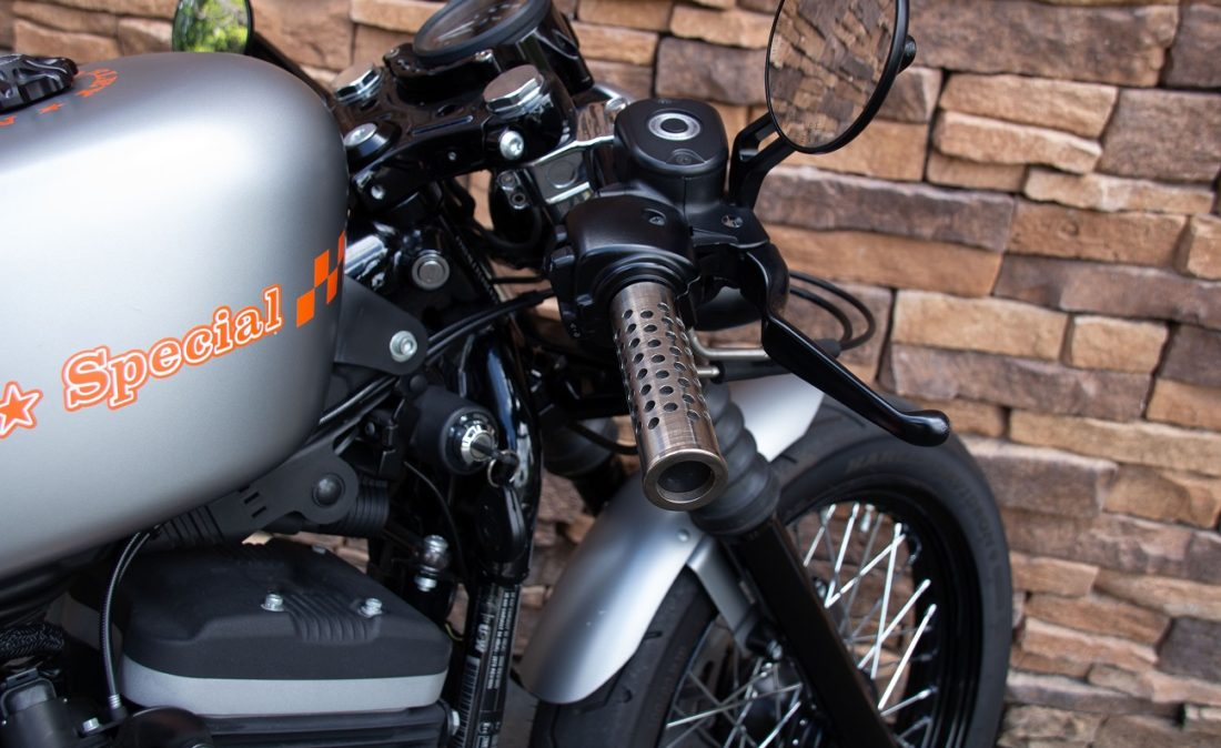 2014 Harley-Davidson Iron 883 Sportster Cafe Racer RHB