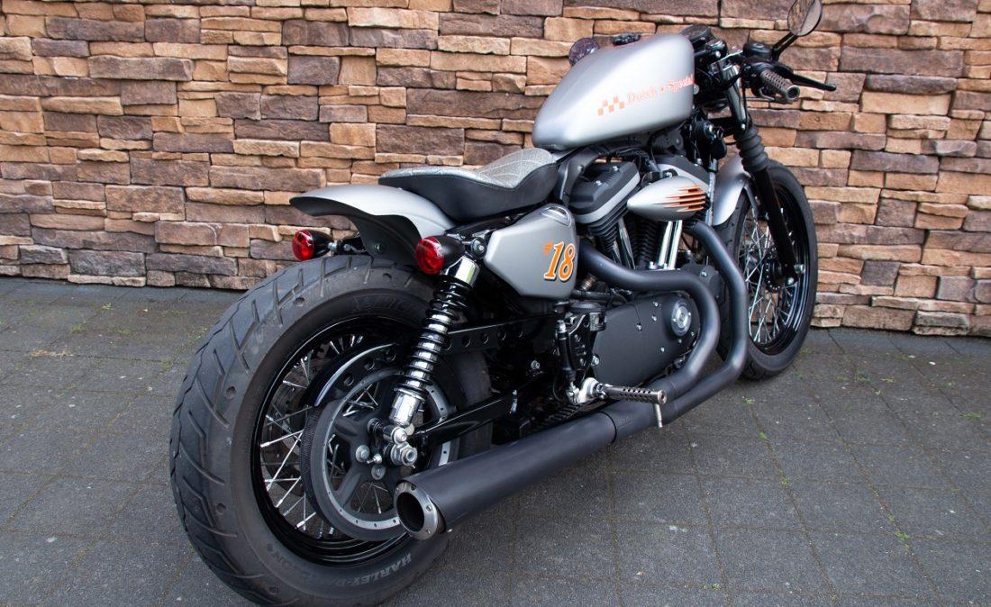 2014 Harley-Davidson Iron 883 Sportster Cafe Racer RRA
