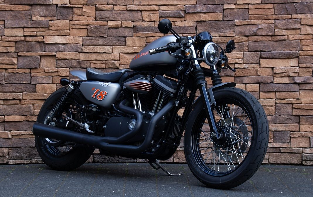 2014 Harley-Davidson Iron 883 Sportster Cafe Racer RV