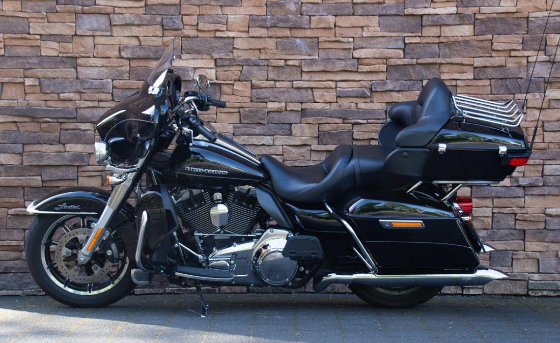 2016 Harley-Davidson FLHTK Electra Glide Ultra Limited 103 L