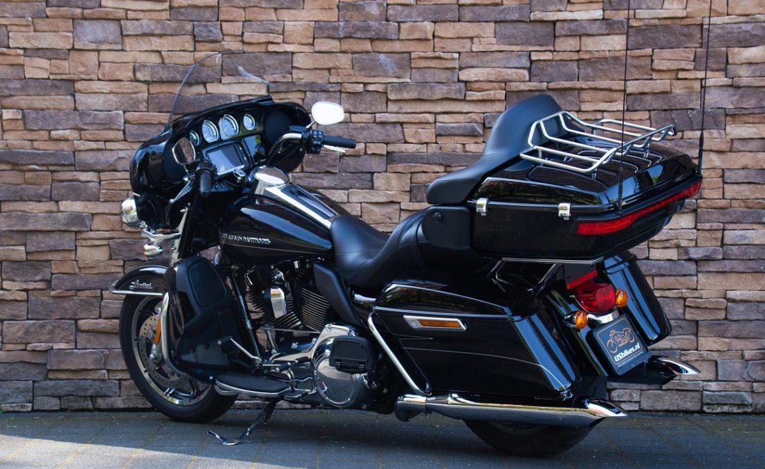 2016 Harley-Davidson FLHTK Electra Glide Ultra Limited 103 LA