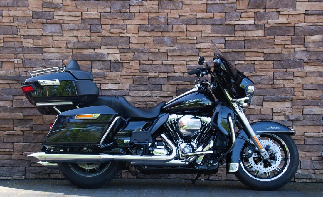 2016 Harley-Davidson FLHTK Electra Glide Ultra Limited 103 R