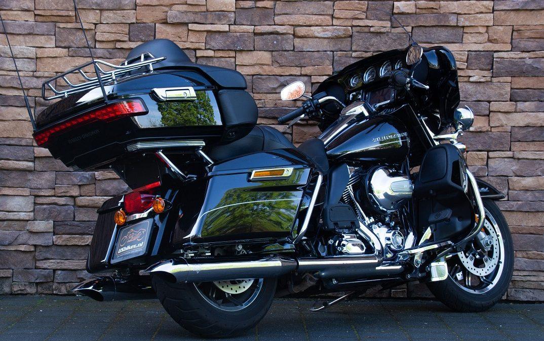 2016 Harley-Davidson FLHTK Electra Glide Ultra Limited 103 RA