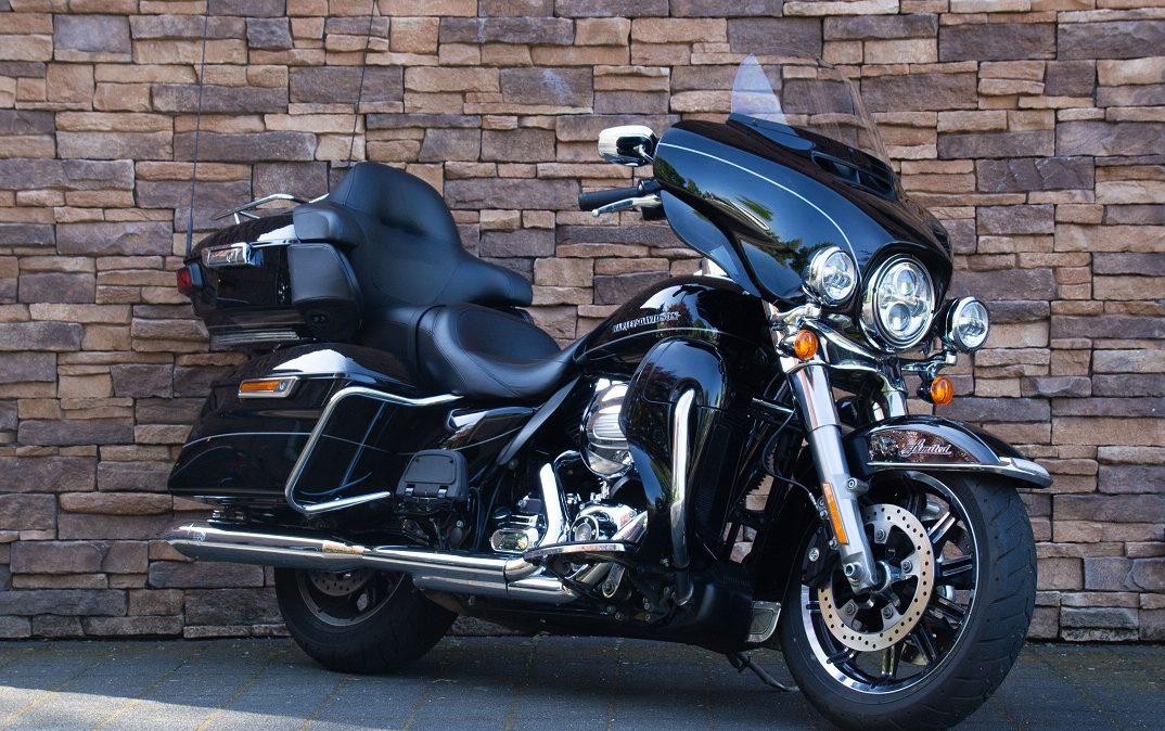 2016 Harley-Davidson FLHTK Electra Glide Ultra Limited 103 RV