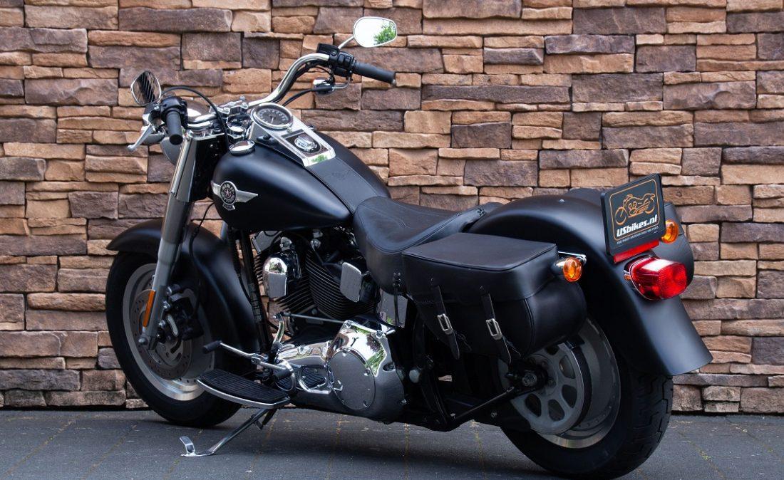 2006 Harley-Davidson FLSTF Fat Boy Softail Fatboy 96 Twincam LA
