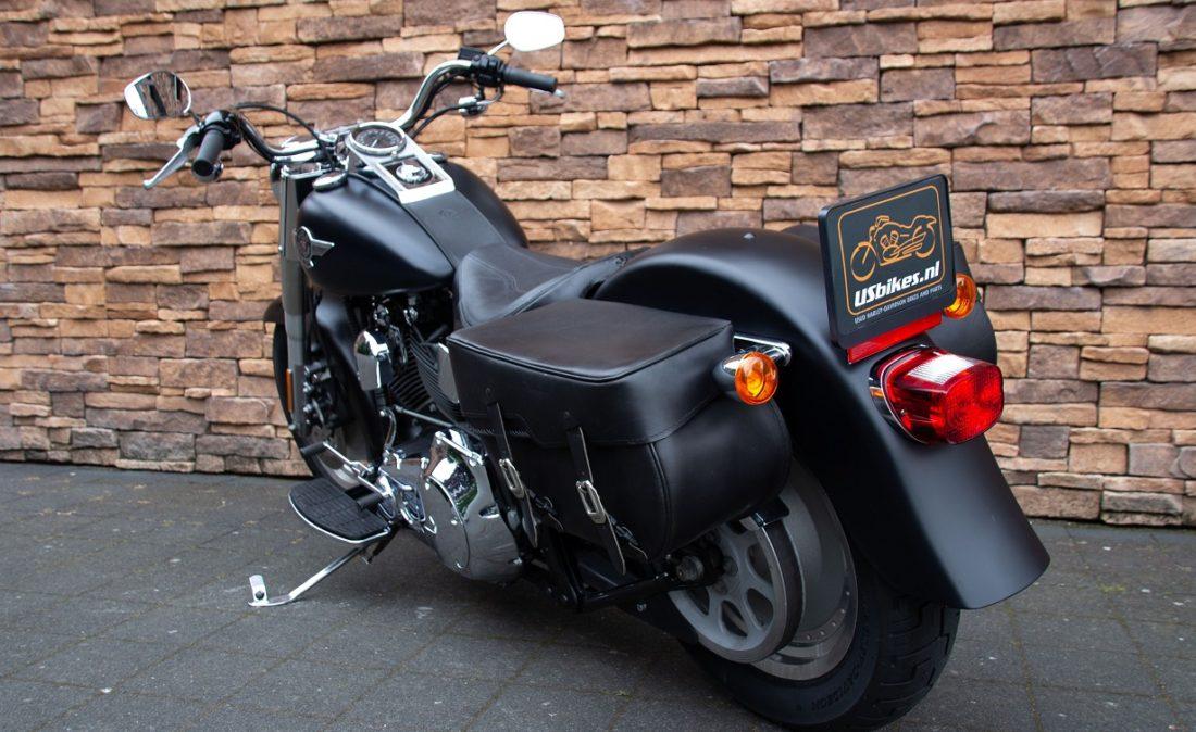 2006 Harley-Davidson FLSTF Fat Boy Softail Fatboy 96 Twincam LAA