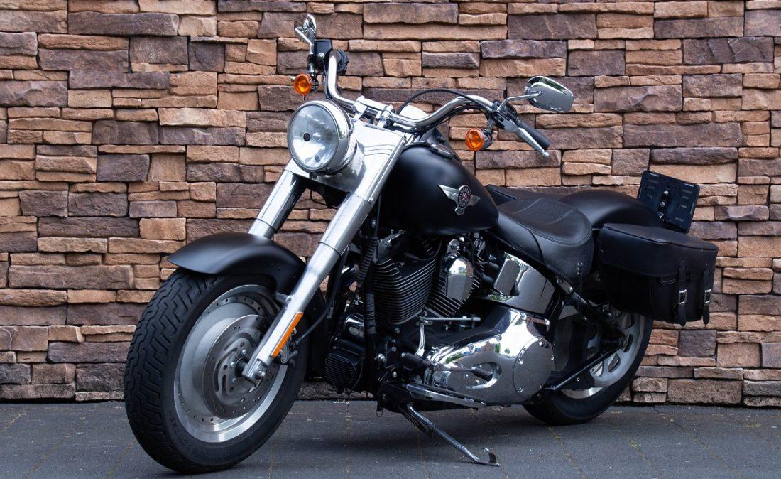 2006 Harley-Davidson FLSTF Fat Boy Softail Fatboy 96 Twincam LV