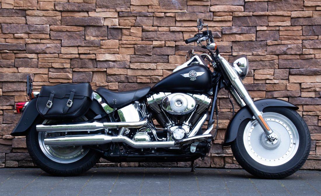 2006 Harley-Davidson FLSTF Fat Boy Softail Fatboy 96 Twincam R