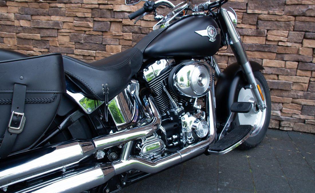 2006 Harley-Davidson FLSTF Fat Boy Softail Fatboy 96 Twincam RE