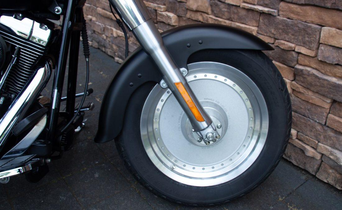 2006 Harley-Davidson FLSTF Fat Boy Softail Fatboy 96 Twincam RFW