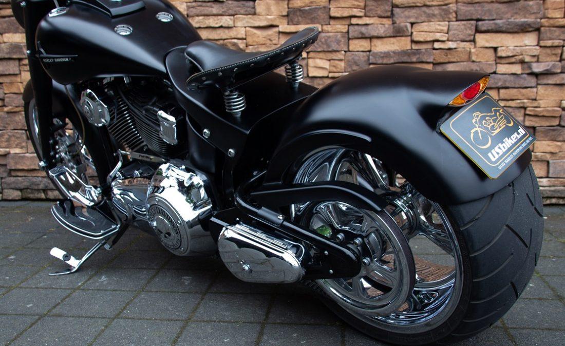 2007 Harley-Davidson FLSTF Fat Boy 110 Screamin Eagle Softail Fatboy LRW