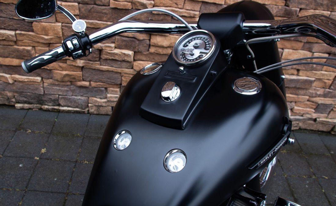 2007 Harley-Davidson FLSTF Fat Boy 110 Screamin Eagle Softail Fatboy RD