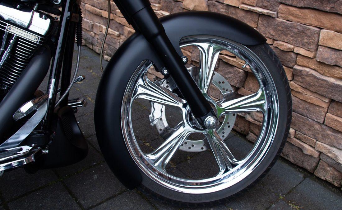 2007 Harley-Davidson FLSTF Fat Boy 110 Screamin Eagle Softail Fatboy RFW