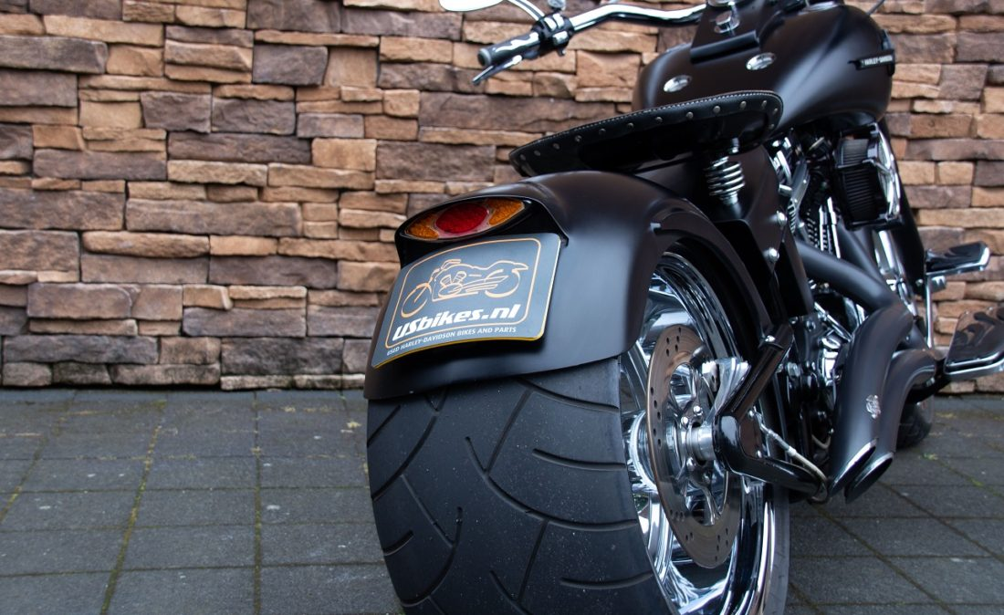 2007 Harley-Davidson FLSTF Fat Boy 110 Screamin Eagle Softail Fatboy RT