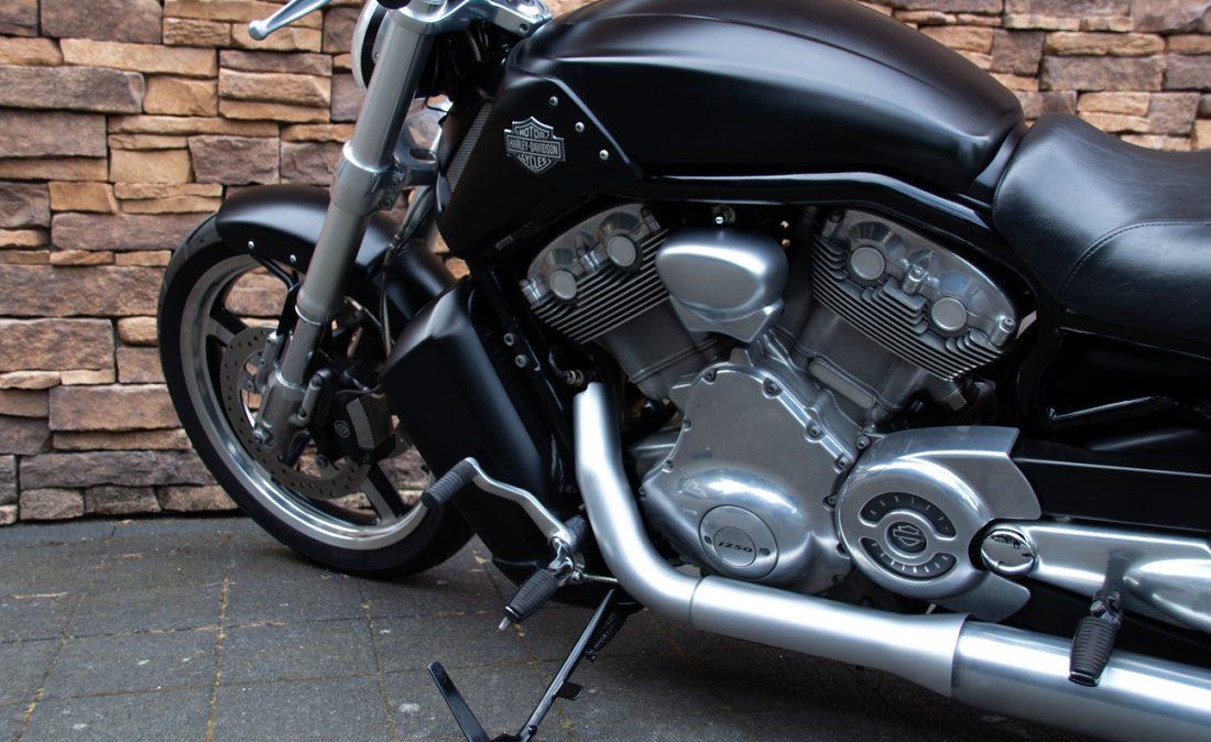 2009 Harley-Davidson VRSCF V-rod Muscle 1250 ABS LE