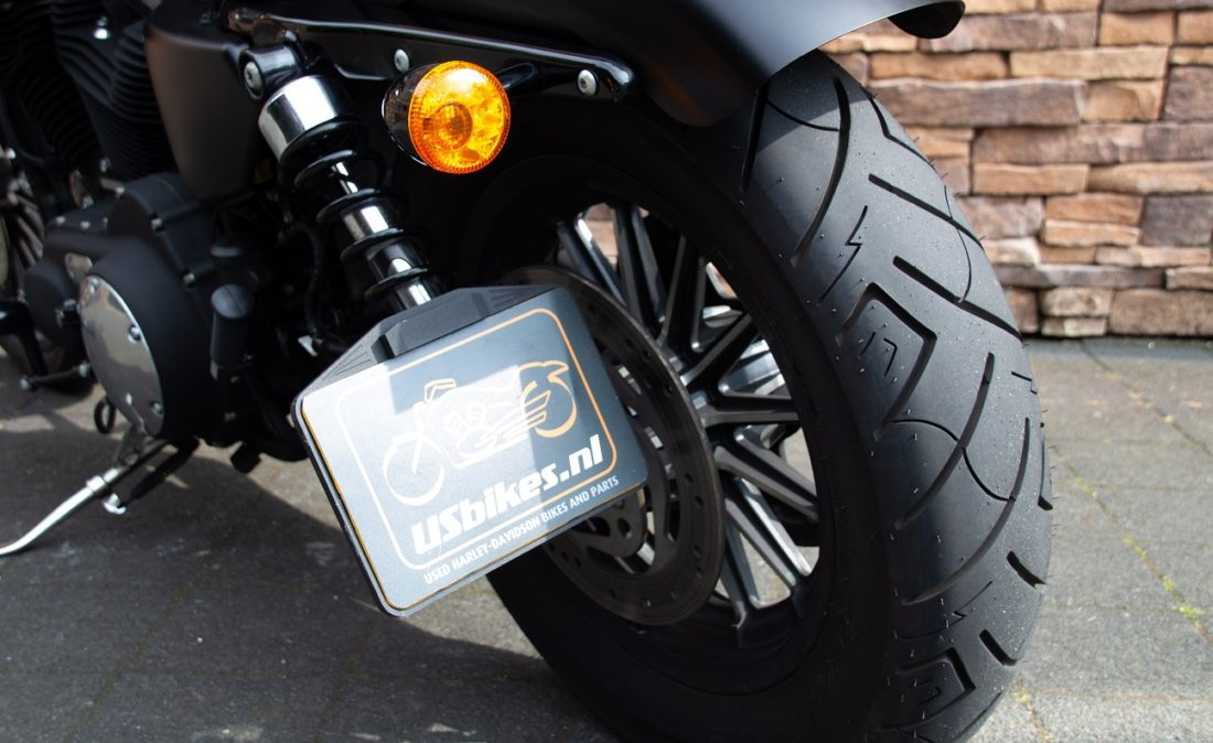 2010 Harley-Davidson XL883N Iron Sportster 883 LPH