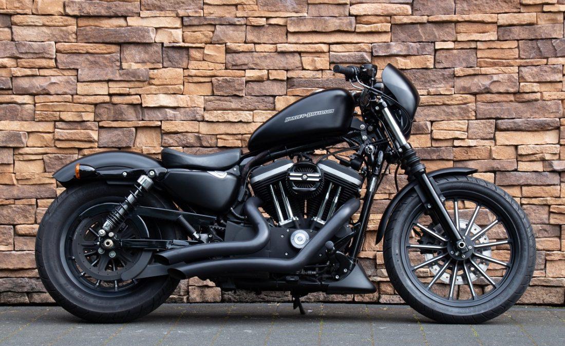 2010 Harley-Davidson XL883N Iron Sportster 883 R