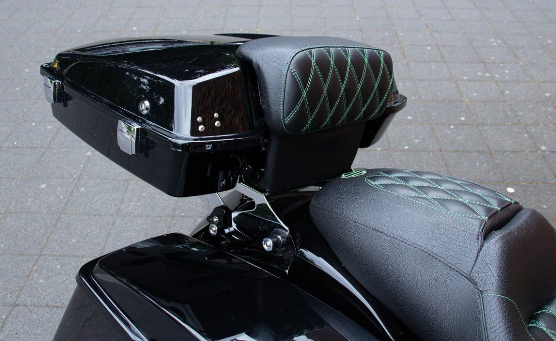 2011 Harley-Davidson FLHX Street Glide Bagger Touring 103 TKF