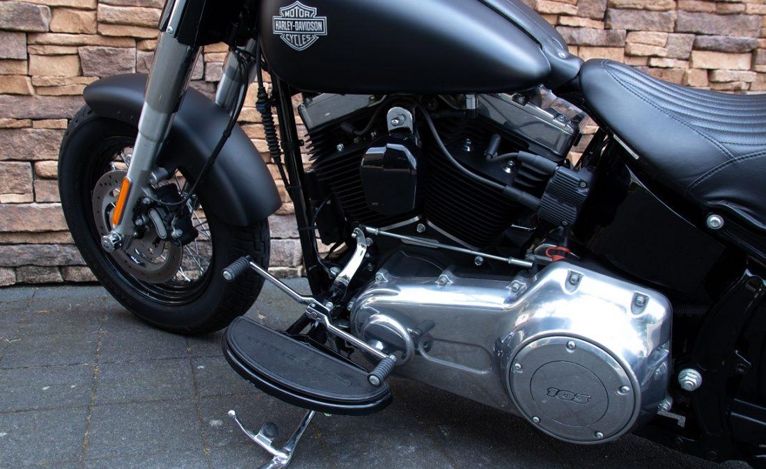 2012 Harley-Davidson FLS Softail Slim 103 LE