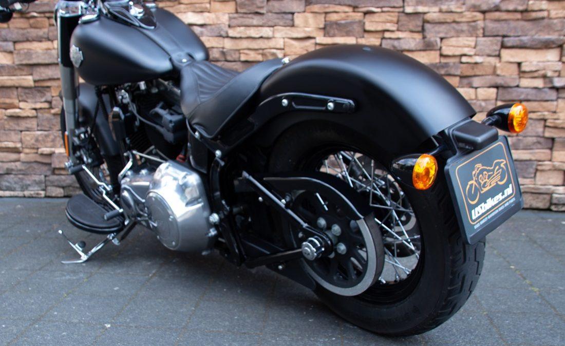 2012 Harley-Davidson FLS Softail Slim 103 LRW