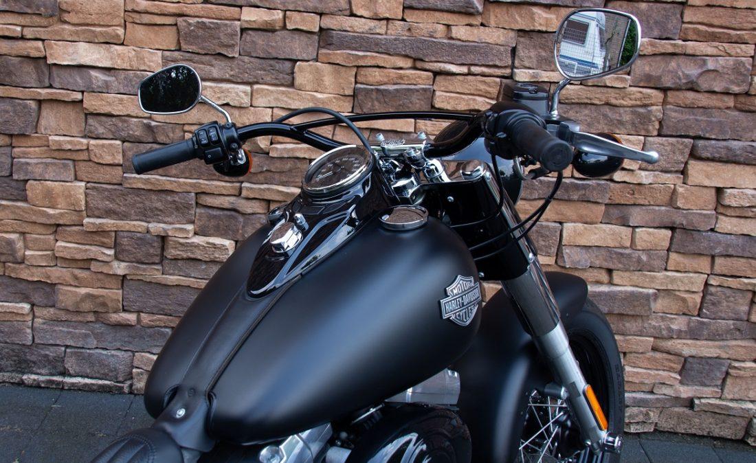 2012 Harley-Davidson FLS Softail Slim 103 RD