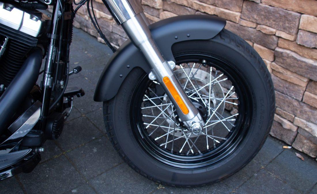2012 Harley-Davidson FLS Softail Slim 103 RFW