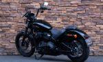 2018 Harley-Davidson FXBB Street Bob Softail 107 M8 LA