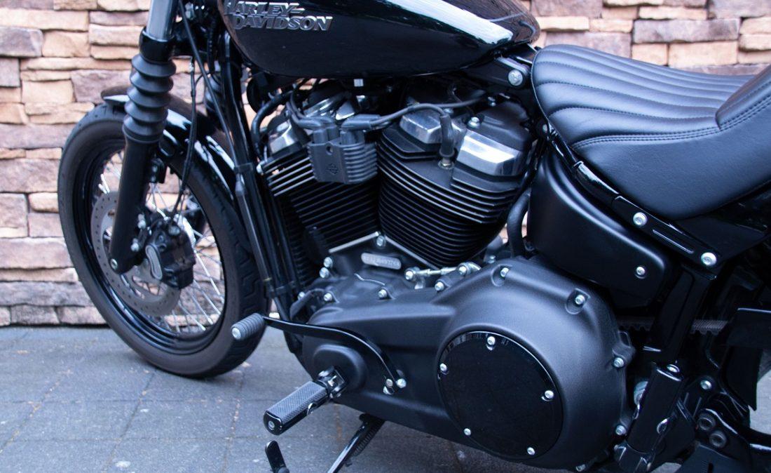 2018 Harley-Davidson FXBB Street Bob Softail 107 M8 LE