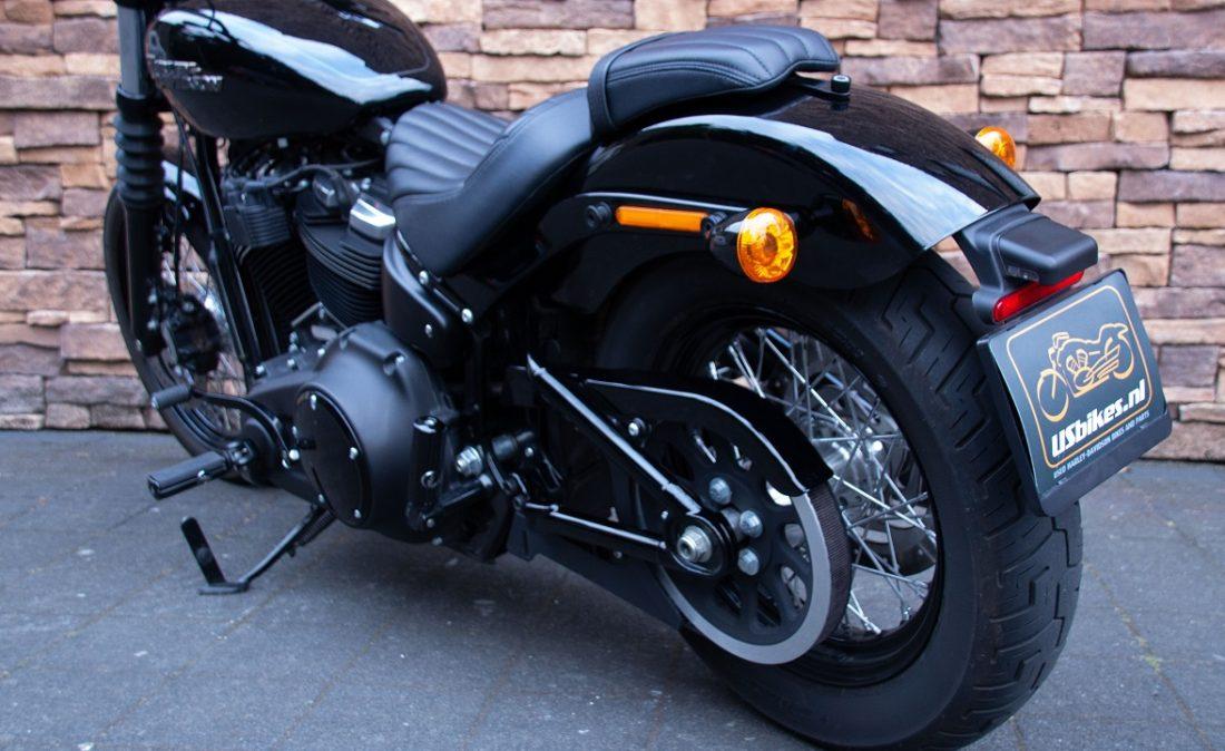 2018 Harley-Davidson FXBB Street Bob Softail 107 M8 LRW