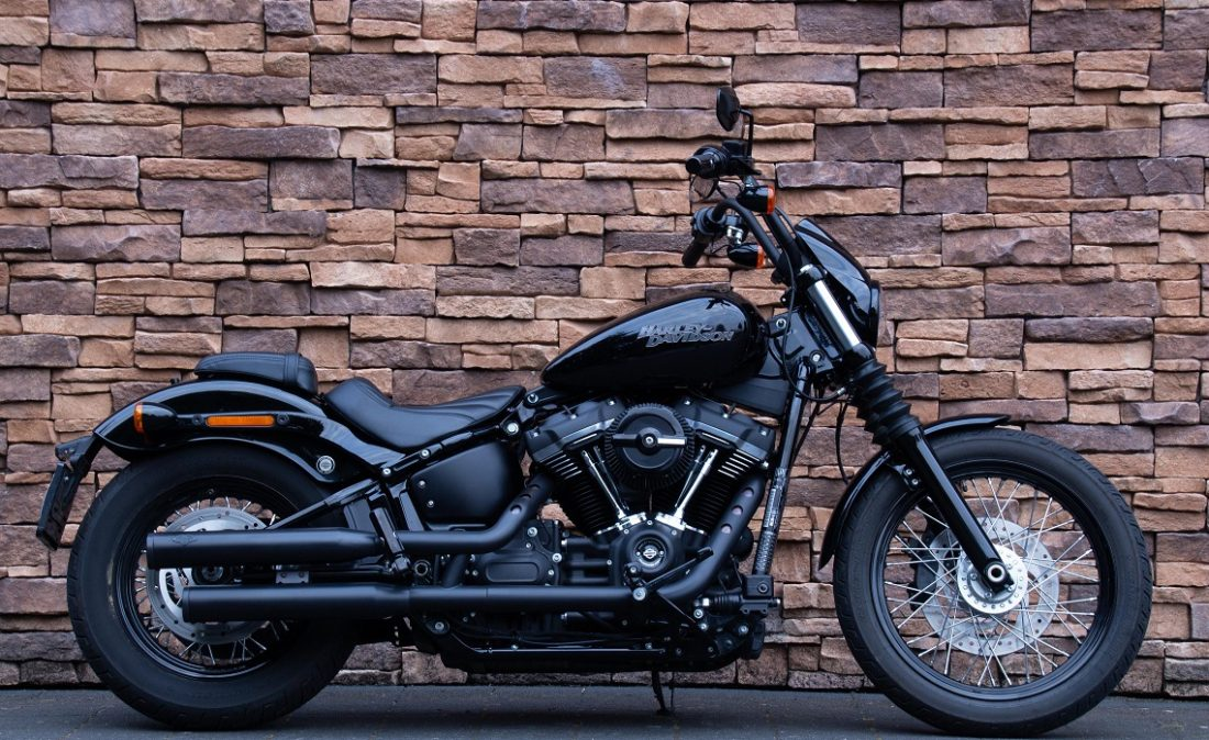 2018 Harley-Davidson FXBB Street Bob Softail 107 M8 R