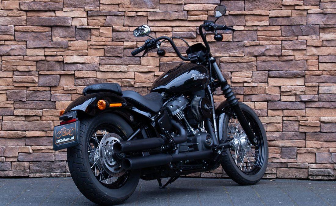 2018 Harley-Davidson FXBB Street Bob Softail 107 M8 RA