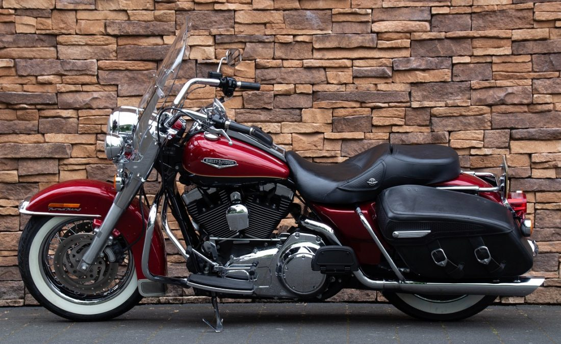MY2007 Harley-Davidson FLHRC Road King Classic Touring L