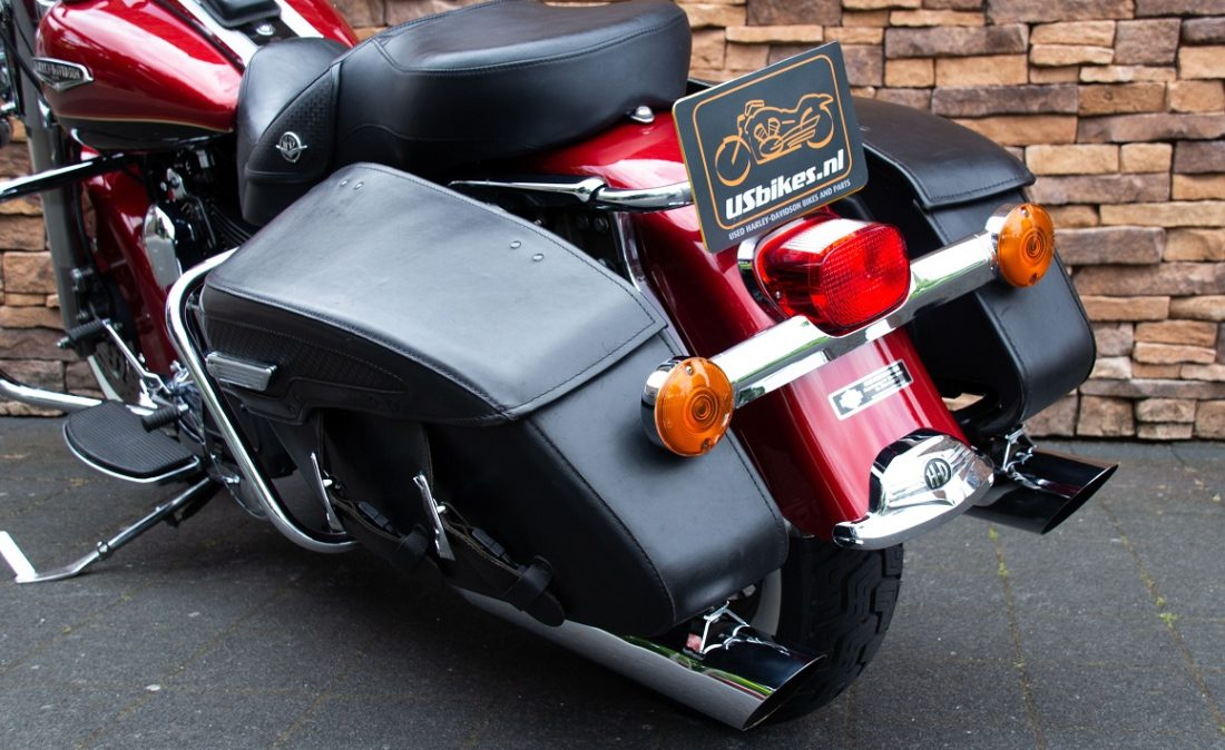 MY2007 Harley-Davidson FLHRC Road King Classic Touring LSB