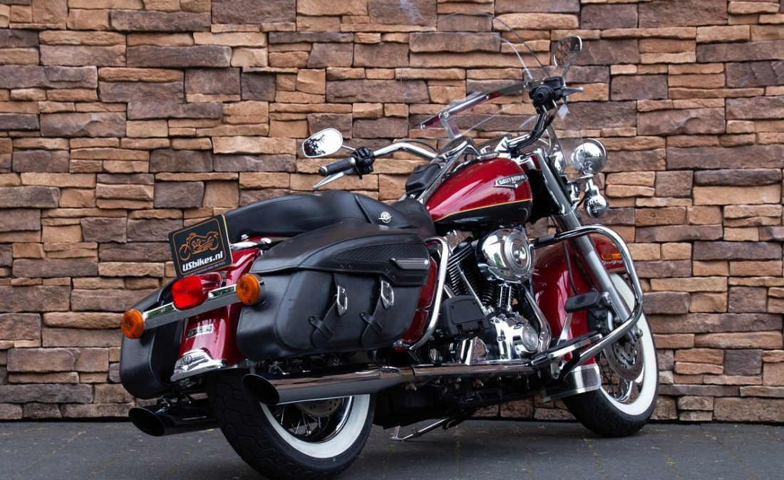 MY2007 Harley-Davidson FLHRC Road King Classic Touring RA