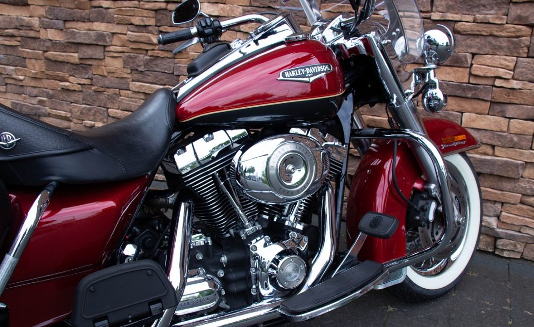 MY2007 Harley-Davidson FLHRC Road King Classic Touring RE