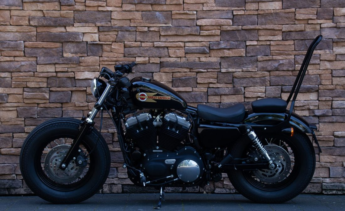 2010 Harley-Davidson XL1200X Forty Eight Sportster 1200 L