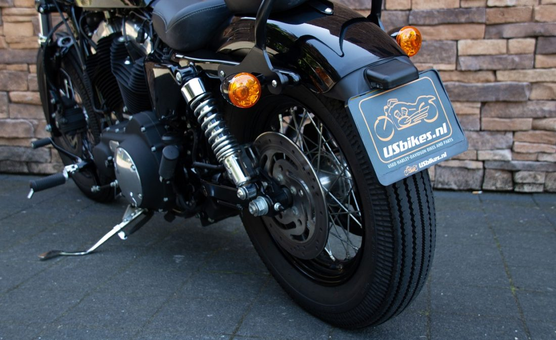2010 Harley-Davidson XL1200X Forty Eight Sportster 1200 LLP