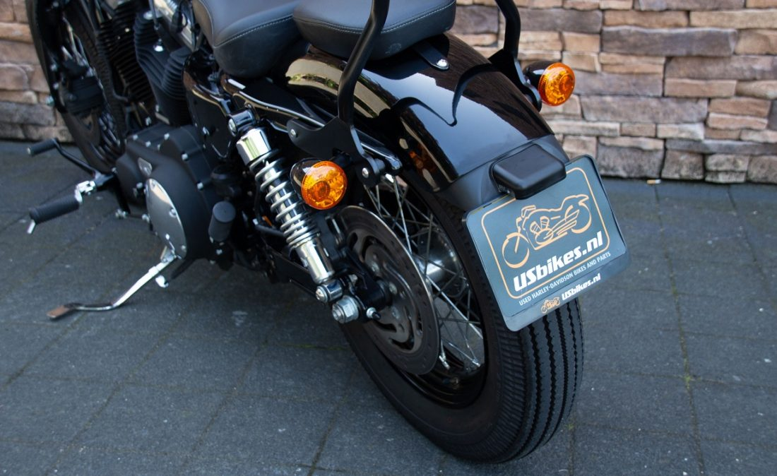 2010 Harley-Davidson XL1200X Forty Eight Sportster 1200 LLP1