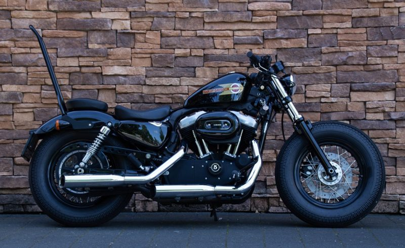 2010 Harley-Davidson XL1200X Forty Eight Old School Sportster