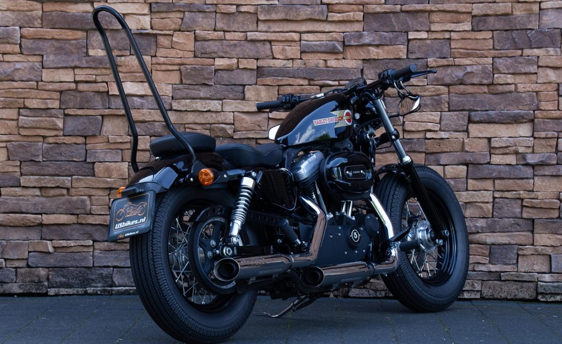 2010 Harley-Davidson XL1200X Forty Eight Sportster 1200 RA