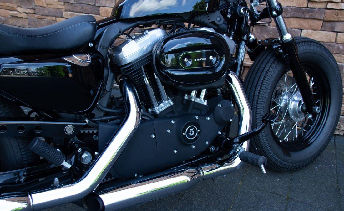 2010 Harley-Davidson XL1200X Forty Eight Sportster 1200 RAF