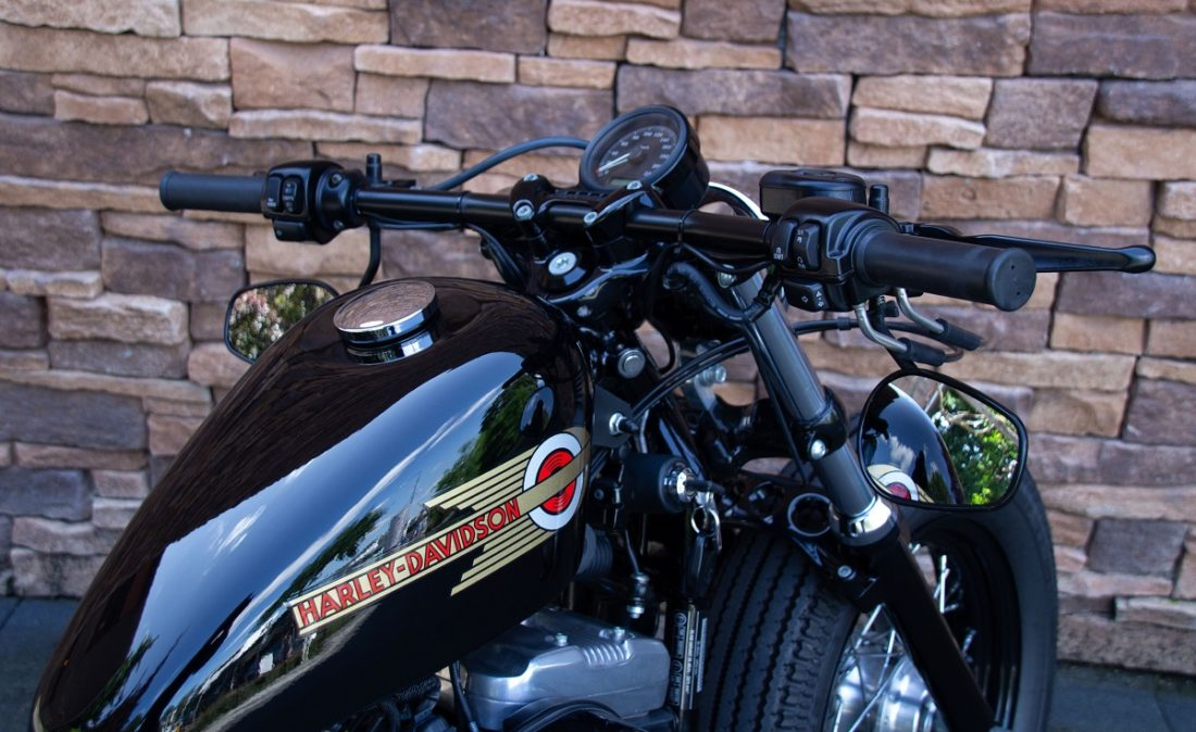 2010 Harley-Davidson XL1200X Forty Eight Sportster 1200 RD
