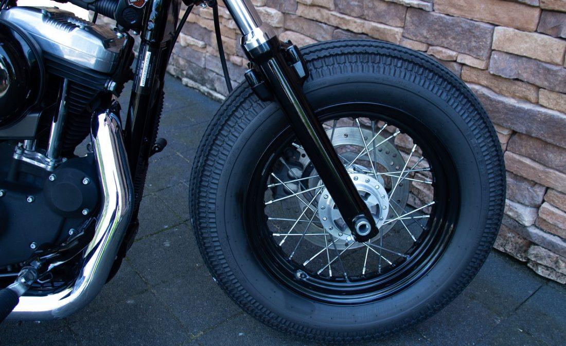 2010 Harley-Davidson XL1200X Forty Eight Sportster 1200 RFW