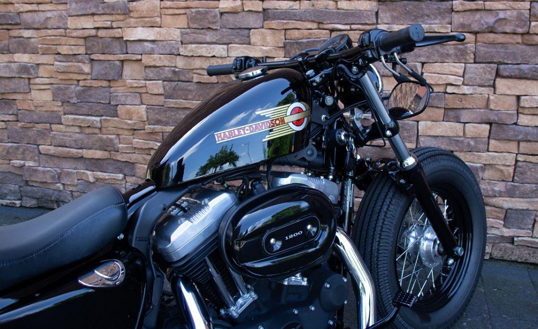 2010 Harley-Davidson XL1200X Forty Eight Sportster 1200 RZ