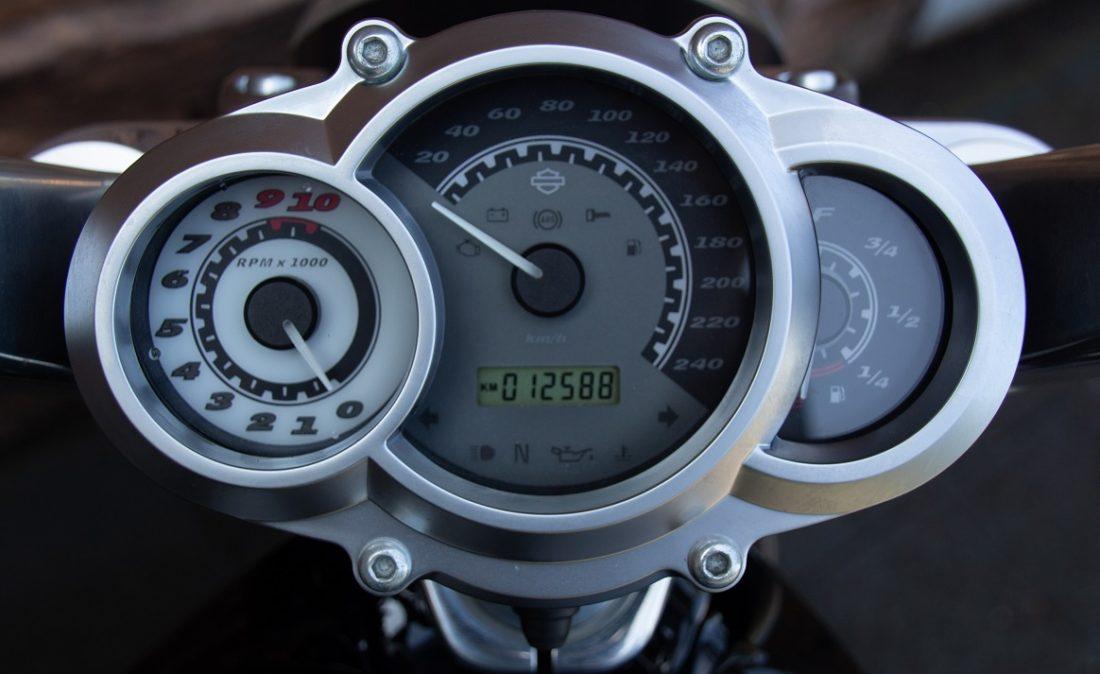 2012 Harley-Davidson VRSCF V-rod Muscle ABS T