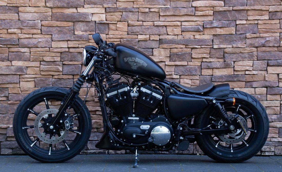 2017 Harley-Davidson XL883N Iron Sportster 883 L