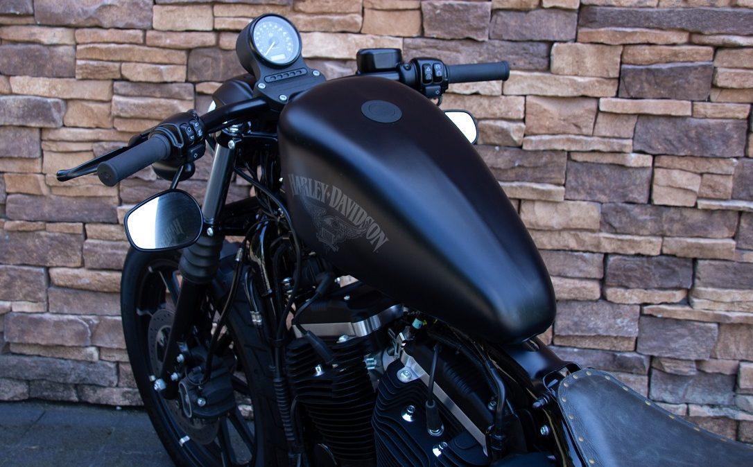 2017 Harley-Davidson XL883N Iron Sportster 883 LD