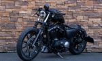 2017 Harley-Davidson XL883N Iron Sportster 883 LV