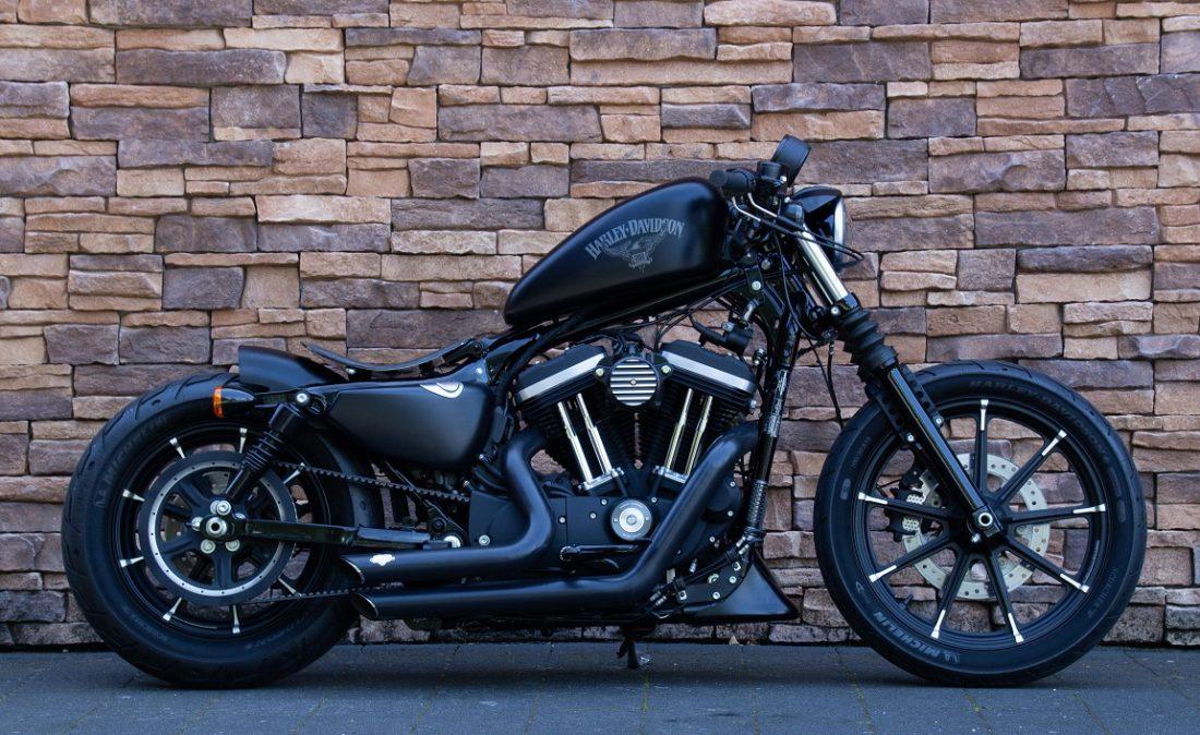 2017 Harley-Davidson XL883N Iron Sportster 883 R